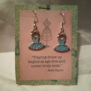 Playing Dress Up Earrings